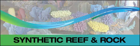 Photo Gallery - Synthetic Reef Rock